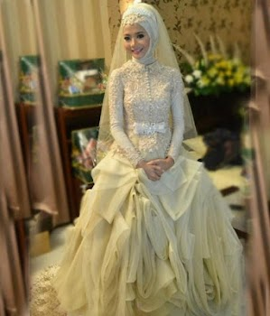 Gaun Pengantin Muslimah By Almahyradania Entertainment Category