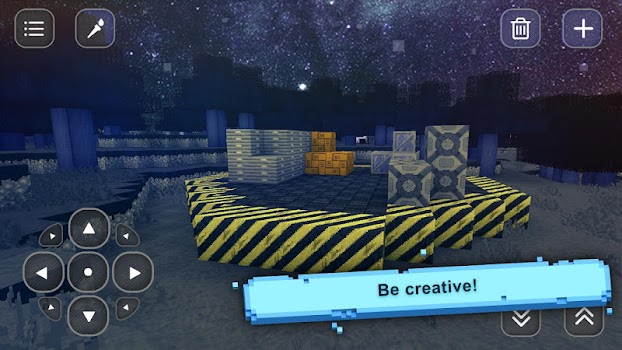 Space Craft: Exploration, building & crafting Lite