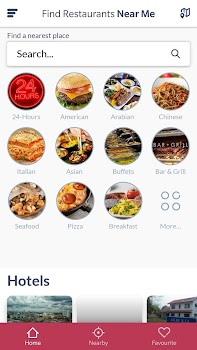 Find Restaurants Near Me By Heliumix Solution Plt Travel Local