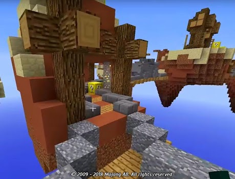 Sky Wars Minecraft PE Maps - by Bor7Apps - Entertainment Category ...