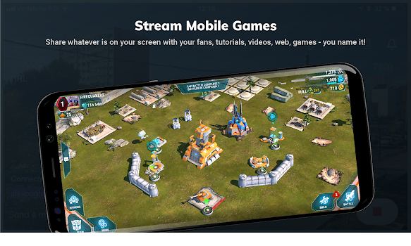 Streamlabs - Stream Live to Twitch and Youtube
