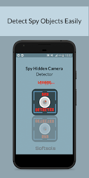 Tiny Spy Hidden Camera Finder