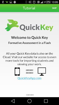 Quick Key - Mobile Grading App