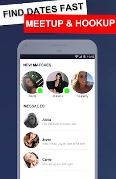 best hookup app android