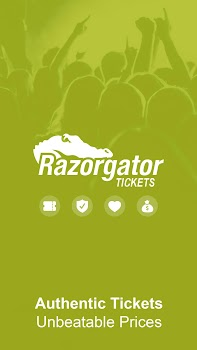 Razorgator - Event Tickets