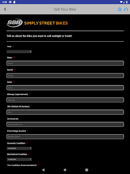 Simply Street Bikes Dealer App - by AutoMotionTV - Business