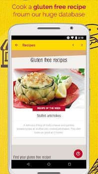 Best 10 apps for gluten free food finder appgrooves discover best schr gluten free forumfinder Image collections