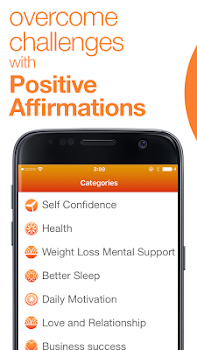 ThinkUp: Positive Affirmations