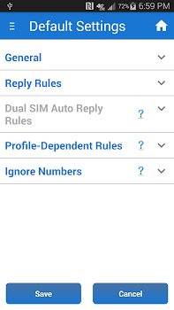 Safe Driving + Auto SMS