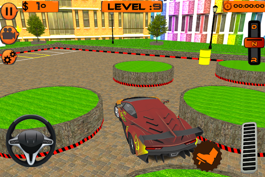Real Dr Car Driver Parking🚗 - by Best Free Racing Game
