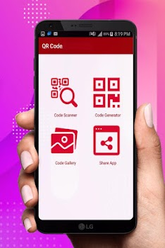 Smart QR Code Reader and Barcode Generator - by easeSol (Easy