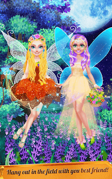 Magic Fairy Princess Spa Salon - by Ice Beauty - Casual Games