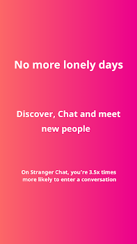 Stranger Chat And Date - Online Random Chat Rooms