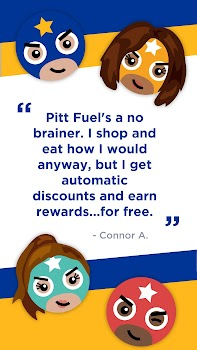 Pitt Fuel: Discounts For Paying With Your Phone