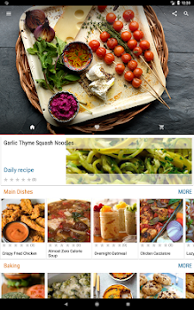 Healthy recipes by dil 7 app in healthy recipes food drink also best 10 apps for healthy recipes forumfinder Image collections