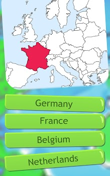 World map quiz geography game by smart quiz apps trivia games world map quiz geography game gumiabroncs Gallery