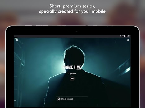 STUDIO+: Premium Short Series