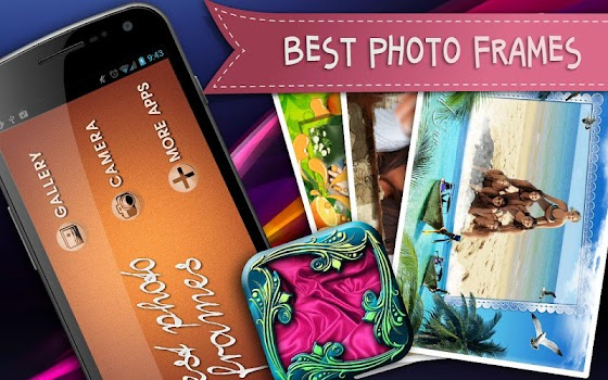 Best Photo Frames - by Photo Editors - #15 App in Photo Frame ...