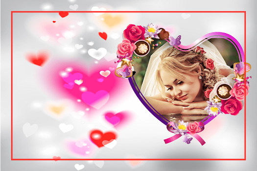 Heart Photo Frames - by Sky Studio App - Photography Category - 30 ...