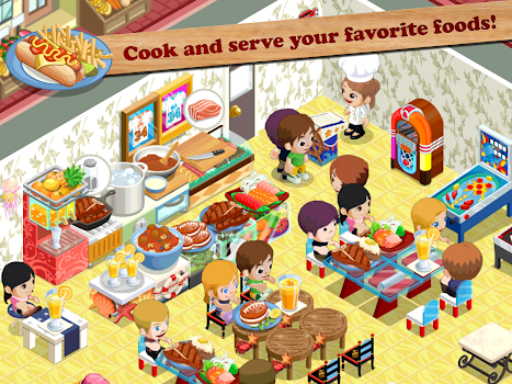 Restaurant Story™ - by Storm8 Studios - #10 App in Home Decorating ...