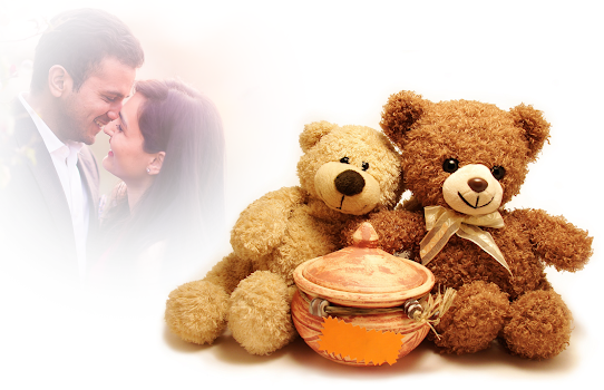 Teddy Bear Photo Frames - by exito - Photography Category - 67 ...