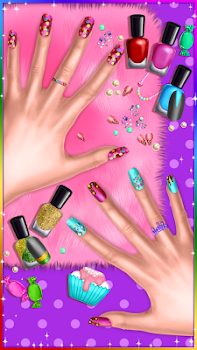 Candy Fashion Dress Up & Makeup Game