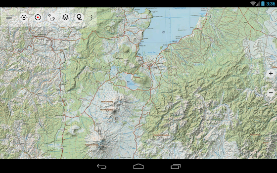New Zealand Topo Maps Pro By ATLOGIS Geoinformatics GmbH Co KG - Topo maps app for iphone