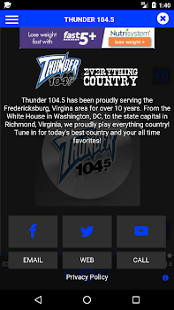 Thunder 104.5 Country