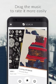 Scala for Spotify - Discover new music