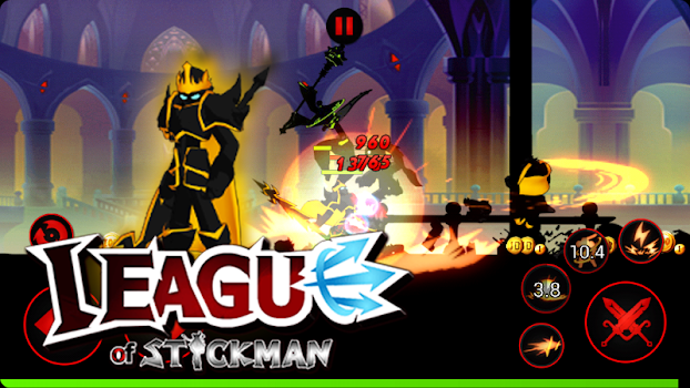 League of Stickman: (Dreamsky)Warriors