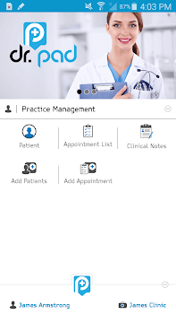 Patient Medical Records & Appointments for Doctors