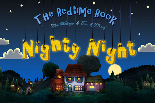 Nighty Night - Bedtime Story - by Fox   Sheep - Books   Reference ... 3723800e3