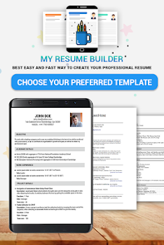 Pocket Resume Builder App Professional CV Maker by Apps Style