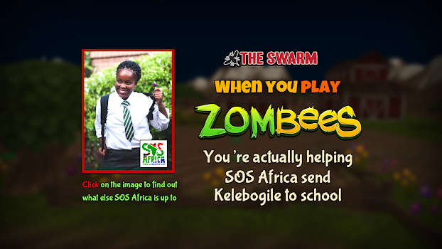ZomBees Fundraising Video Game