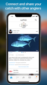Netfish - Fishing Forecast App