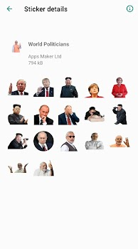All In One Stickers for Whatsapp