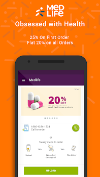 Medlife - Healthcare Products, Consult Online