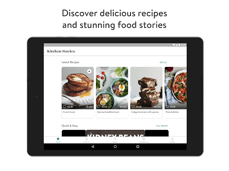 Kitchen Stories - Recipes & Cooking