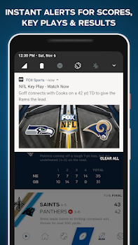 FOX Sports: Live Streaming, Scores & News