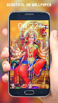 Maa Durga Lock Screen By Gath Uajik Personalization Category
