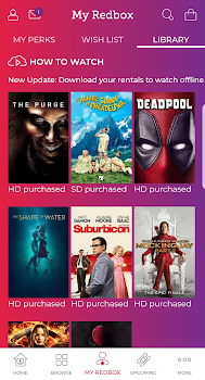 Redbox – Rent, Watch, Play