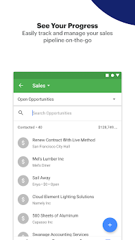 Copper - CRM for G Suite (formerly ProsperWorks)