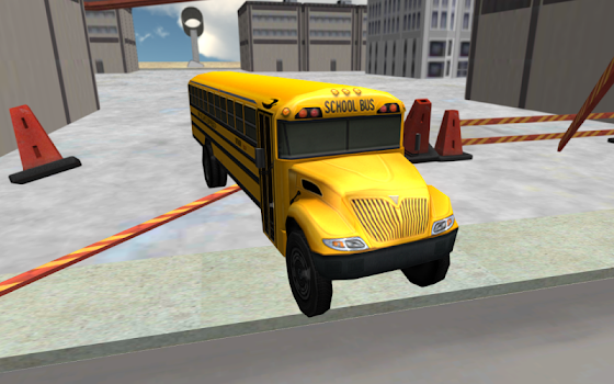 School Bus Driving 3D