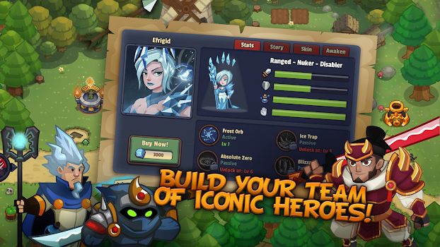 Related Apps: Tower Defense Crush: Empire Warriors TD - by ZITGA PTE