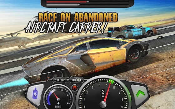 Drag Rivals 3D: Fast Cars & Street Battle Racing