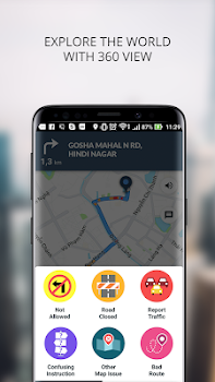 Driving Weather Map With Directions on