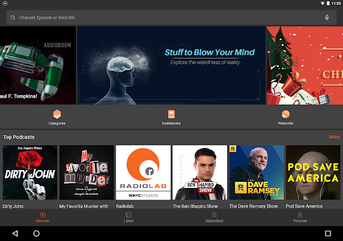Castbox: Free Podcast Player, Radio & Audio Books
