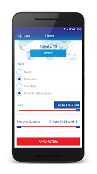 Skyline - Cheap Flights and Airline Tickets Search