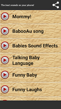 Funny Baby Ringtones - by Sounds and Ringtones  Loud Alarm Sounds