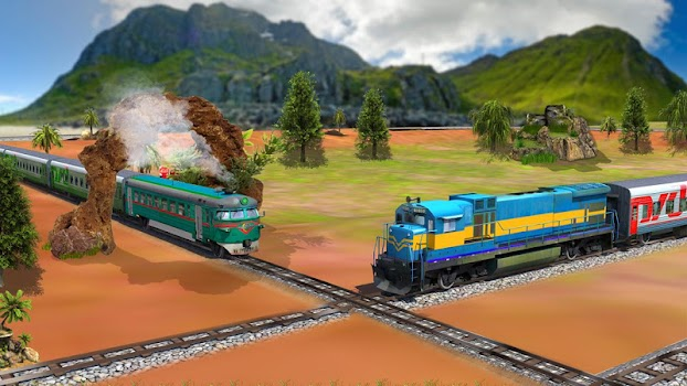 Train Simulator Euro Driving By Tap Free Games Simulation